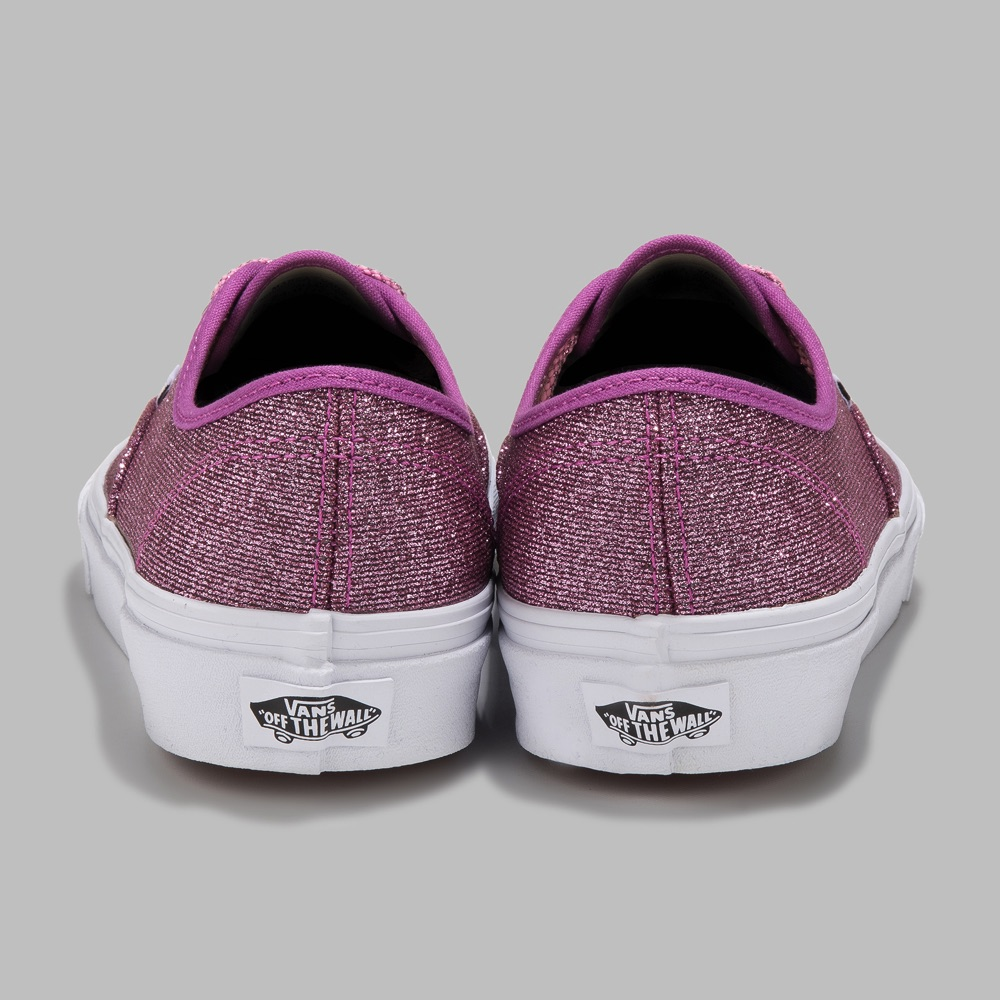 Tenis Vans Authentic Lurex Mujer 0585832a975